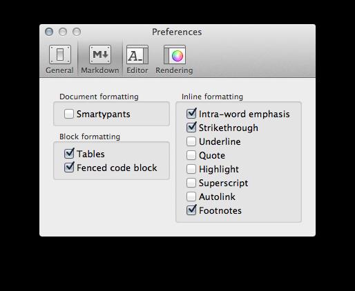 MacDown's Help File — MacDown: The open source Markdown